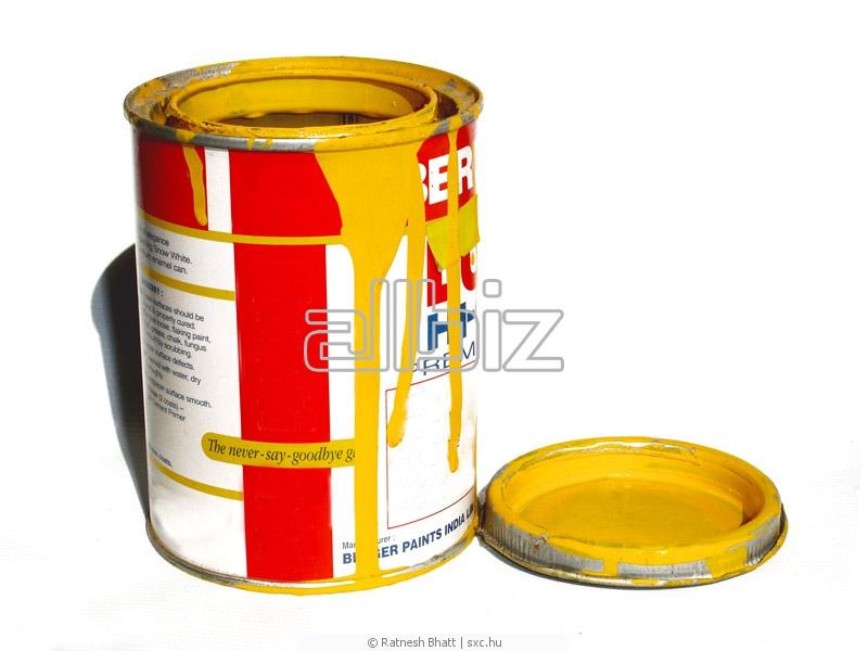 Vásárolni Аkrilát tartalmú diszperziós festék