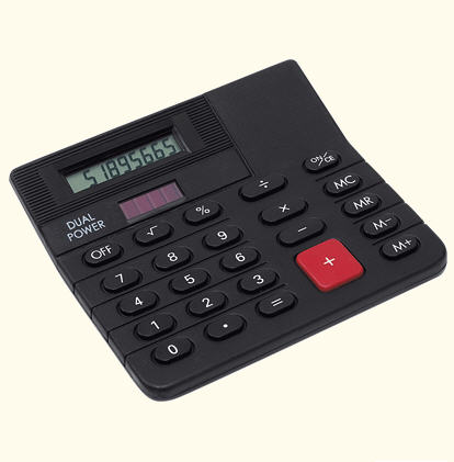 Vásárolni 8 számjegyes asztali számológép