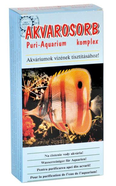 Vásárolni Akvarosorb Akváriumi vízszűrő
