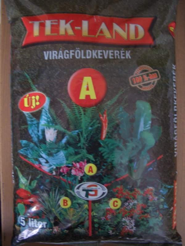 Vásárolni A típusú virágföldkeverék