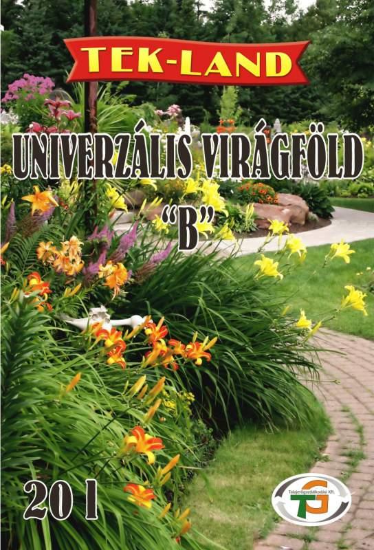 Vásárolni Univerzális virágföldkeverék