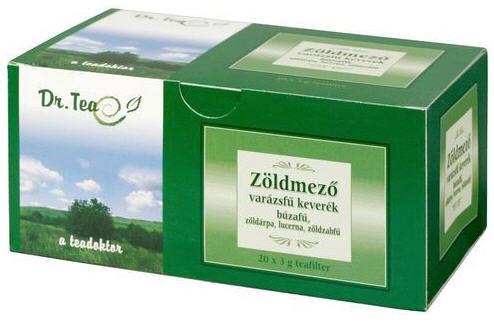 Vásárolni Zöldmező Varázsfű teakeverék
