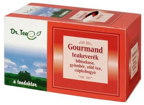 Vásárolni Gourmand teakeverék