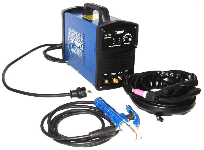 Vásárolni TIG 200P - inverteres AWI hegesztőgép