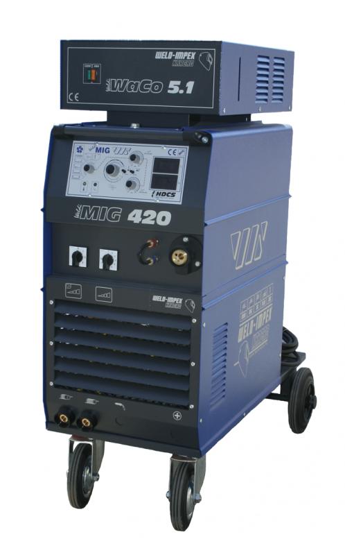 Vásárolni Weldi-MIG 422 w - CO hegesztőgép