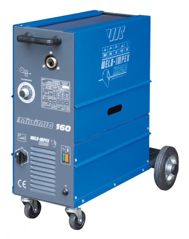 Vásárolni Weldi-MiniMIG 160 - CO hegesztőgép