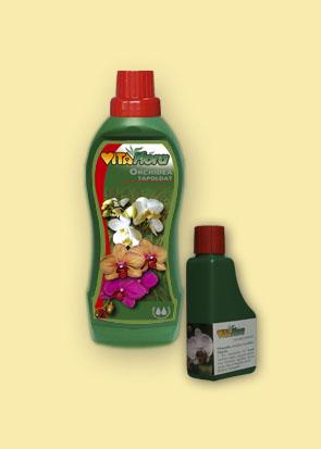 Vásárolni Vitaflóra Orchidea tápoldat