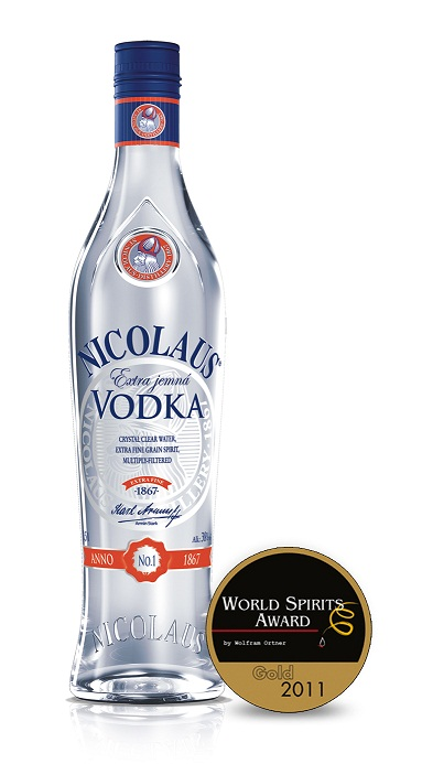 Vásárolni Nicolaus Extra Finom Vodka