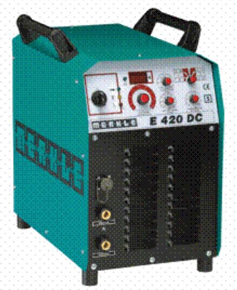 Vásárolni Elektródahegesztő Készülékek E 420DC