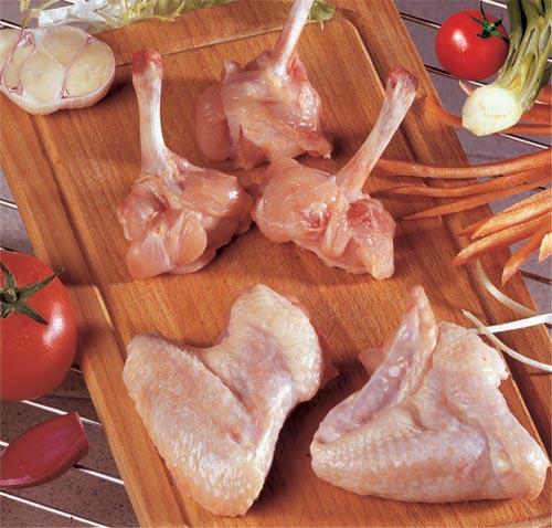 Vásárolni Friss csirkeszárny