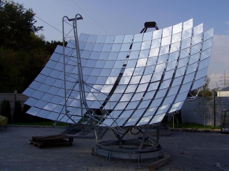 Vásárolni Solar Parabola