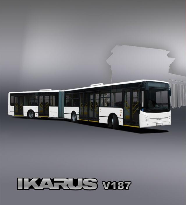 Vásárolni Busz Ikarus V187