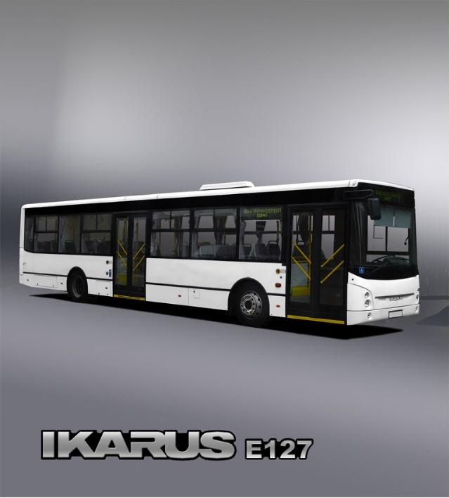 Vásárolni Busz Ikarus E127