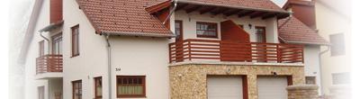 Vásárolni 1-2 lakásos házak építése