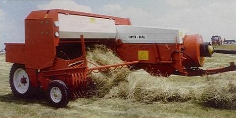 Vásárolni OPTI-BÁL szögletes kisbálázó gép
