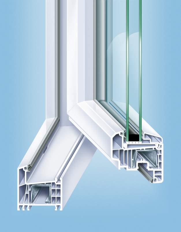 Vásárolni Comfort-line ablakcsalád