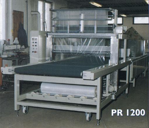 Vásárolni PR 1200 H csomagológép