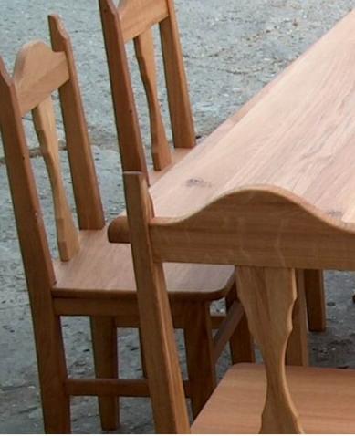 Vásárolni Étkező aztal és székek