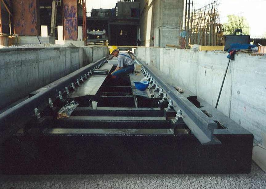 Vásárolni Vasúti hídmérleg