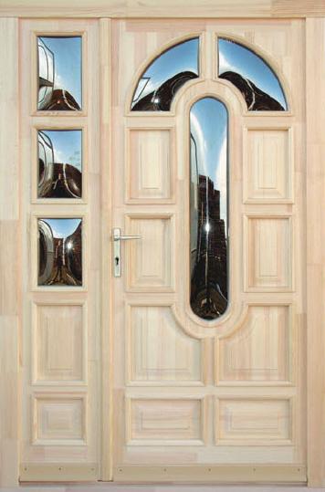 Vásárolni Borovi fenyő bejárati ajtó B 13 – 140