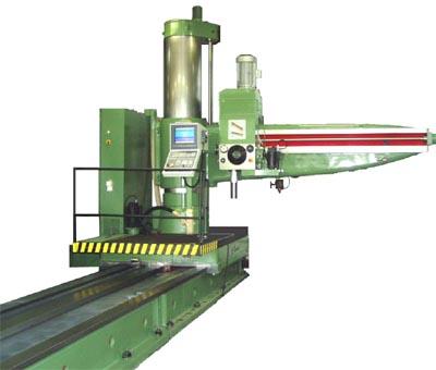 Vásárolni CSEPEL Mozgóállványos Fúrógépek CNC Vezérléssel vagy anélkül