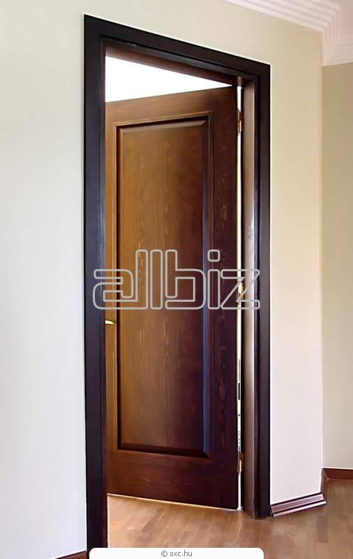 Vásárolni Szerelt beltéri ajtó