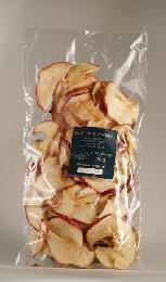 Szárított almachips