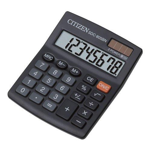 Vásárolni Számológép Citizen SDC805 II asztali