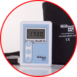 Vásárolni BlueBP-05 - ambuláns vérnyomásmérő műszer Bluetooth kommunikációval