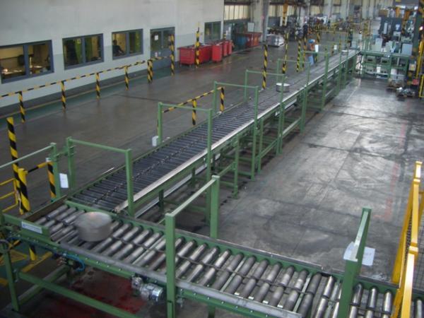Vásárolni Alumínium felni gyártó, csomagoló és szállító berendezés