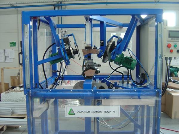 Vásárolni Műanyag megmunkáló célgép
