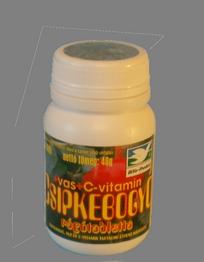 Vásárolni Csipkebogyó, vas és C-vitamin tartalmú étrend-kiegészítő