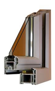 Vásárolni Brill - 5 kamrás műanyag ablak szerkezetek