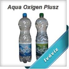 Vásárolni Aqua Oxigén Plusz oxigénnel dúsított ivóvíz