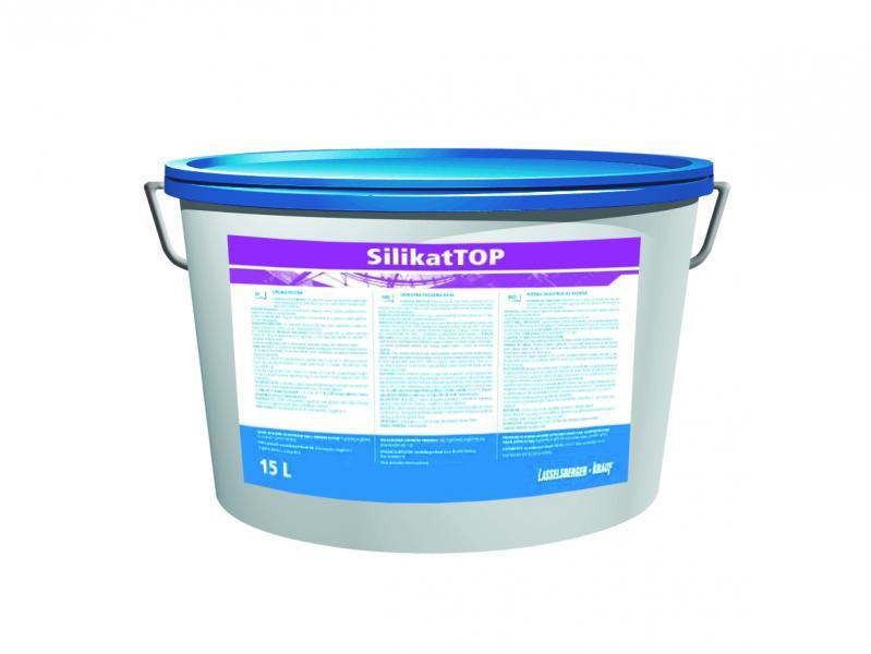 Vásárolni Homlokzatfestékek SilikatTOP