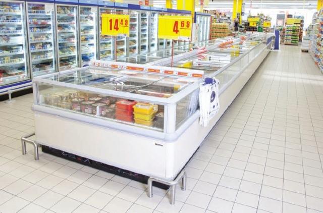 Vásárolni WMU Ursa 03 1,65 Mélyhűtősziget