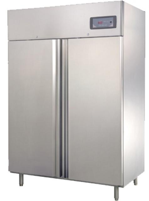 Vásárolni GNC1400L2 Kétajtós rozsdamentes hűtőszekrény