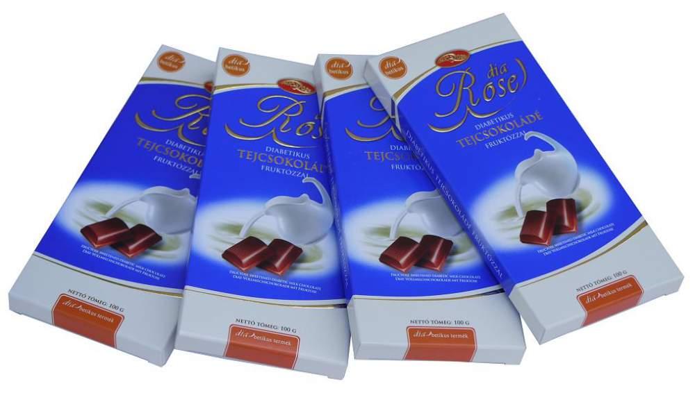 Vásárolni DiaRose tejcsokoládé