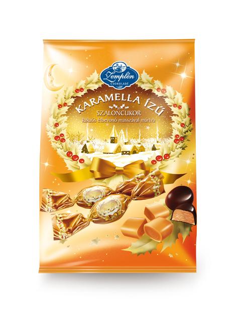Vásárolni Karamella ízű szaloncukor
