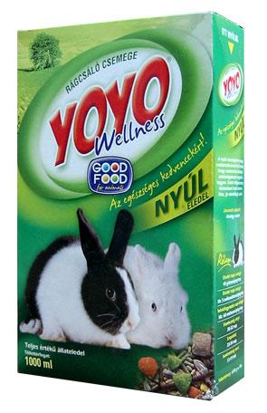 Vásárolni YOYO WELLNESS nyúl eledel