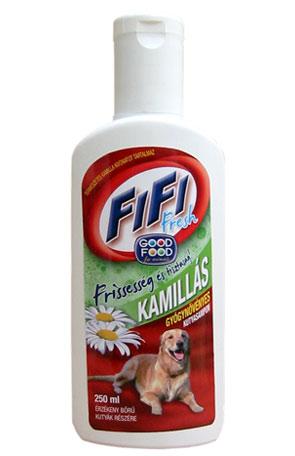 Vásárolni Kamillás gyógynövényes kutyasampon