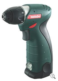 Vásárolni Metabo 7,2 Voltos akkus csavarozó - PowerGrip Li