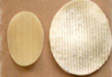 Vásárolni Mikrobarázdás burgonyapellet