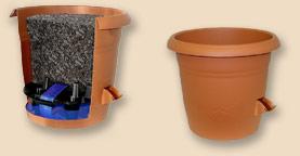Vásárolni Siesta vízkultúrás virágcserepek