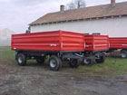 Vásárolni Mezőgazdasági billenőfelépítményes pótkocsi