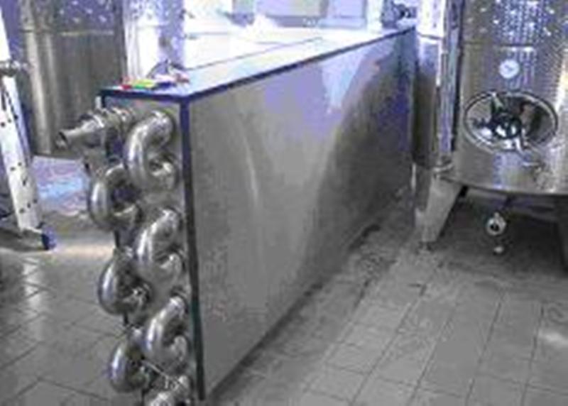 Vásárolni Izotermikus cső a csőben hőcserélő