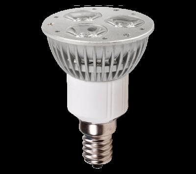 Vásárolni Ledes fényforrás 3 db power led E14 6W meleg fehér