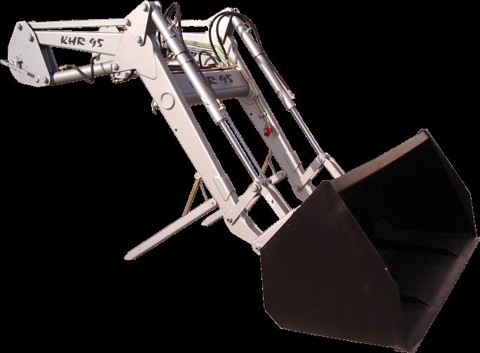 Vásárolni KHR-95 Hidraulikus homlokrakodó