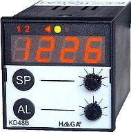 Vásárolni Potenciométeres beállítású mikroprocesszoros önhangoló PID szabályozó