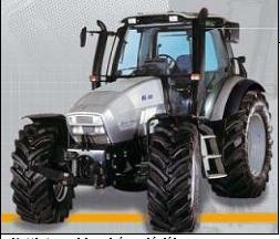 Vásárolni R6 típusú Lamborghini traktorok